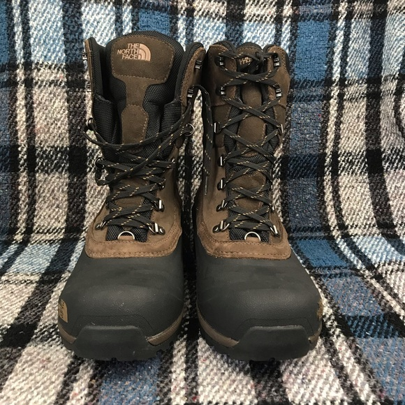 The North Face Other - New North Face Leather Lace On ChilKat 400 Boots